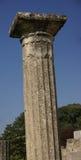 Ionic column Royalty Free Stock Image