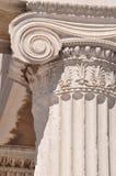 Ionic column Stock Photo