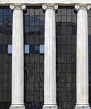 Ionic Columns Stock Images