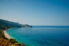 Ionisches Meer 2 Lizenzfreies Stockfoto