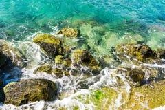 Ionisches Meer Stockfotografie