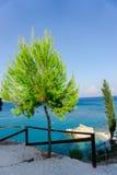 Ionisches Meer Stockfotos