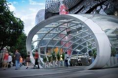 IONPaterson Link und chinesische neues Jahr-Dekoration Stockfotos