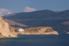 IOS, Griechenland lizenzfreie stockfotografie