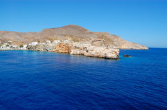 IOS-Insel Lizenzfreies Stockbild