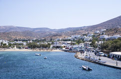 Ios island Greece Royalty Free Stock Photography