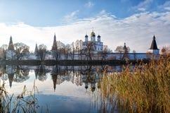 Iosifo-Volotsky man's monastery Stock Images