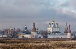 Iosifo-Volotsky  monastery Royalty Free Stock Images