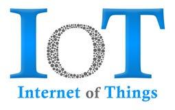 IoT - Internet Of Things Creative O Royalty Free Stock Photos