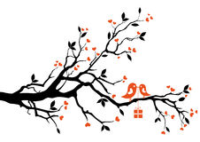αγάπη δώρων κιβωτίων πουλ&iota Στοκ εικόνες με δικαίωμα ελεύθερης χρήσης