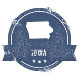 Iowa fläck vektor illustrationer