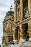 Iowa huvudstadbyggnad Arkivbilder