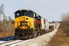 Iowa Interstate Railroad Royalty Free Stock Image