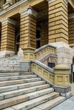 Iowa State Capital building Royalty Free Stock Photo