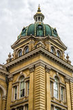 Iowa State Capital building Royalty Free Stock Photography
