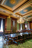 Iowa State Capitol Supreme Court Room Stock Photography