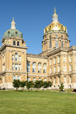 Iowa State Capitol Stock Photos