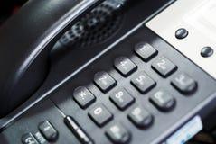 IP电话 免版税库存图片