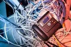 IP电话 免版税库存照片