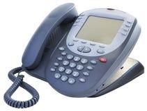 Τηλέφωνο γραφείων IP Στοκ Φωτογραφίες