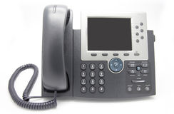 IP Phone View of the front Royalty Free Stock Images