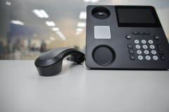 IP telefon Obrazy Stock