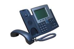 IP-Telefon oder Netz-Telefon Stockbild