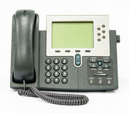 IP Telephone. Enterprise IP Telephone and advance keypad Stock Photography