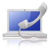 IP Telephony Royalty Free Stock Photo