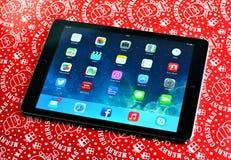 iPad αέρας Στοκ εικόνες με δικαίωμα ελεύθερης χρήσης