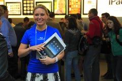ipad πώληση Στοκ εικόνες με δικαίωμα ελεύθερης χρήσης