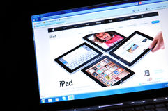 IPad Royalty Free Stock Image