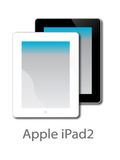 Ipad 2. Shown here is the latest Apple iPod 2. Launched in March 2011 it slimmer and 33 per cent thinner and up to 15 per cent lighter than the previous model stock illustration