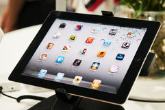 苹果ipad 库存照片