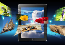 IPad Stockbild