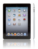 iPad 3 de Apple Imagem de Stock Royalty Free