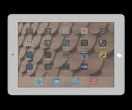 IPad 2 Royaltyfria Foton
