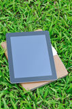 Ipad 4 and protect case Royalty Free Stock Photos