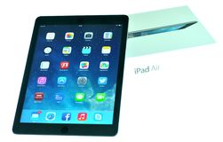 IPad Air Royalty Free Stock Photos