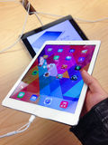 IPad Air Royalty Free Stock Photo