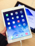 IPad Air Royalty Free Stock Photography