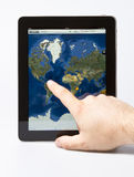 iPad d'Apple image stock