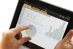 iPad de Apple Fotografia de Stock