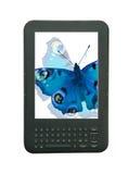 Ipad ebook technology Stock Photo
