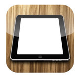 IPad Icon Royalty Free Stock Photography