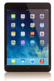 IPad mini 2. IPad mini is powered by the new A7 chip with 64-bit architecture. A7 delivers killer performance — up to four times faster CPU and up to eight Royalty Free Stock Photos