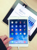 IPad mini Royalty Free Stock Photos