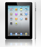 iPad neuf 3 d'Apple Photo stock