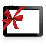 Ipad tablet computer Royalty Free Stock Photos