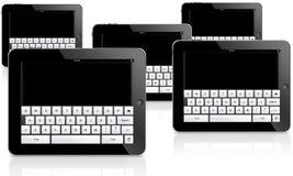 Ipad Tablettecomputer Stockbild